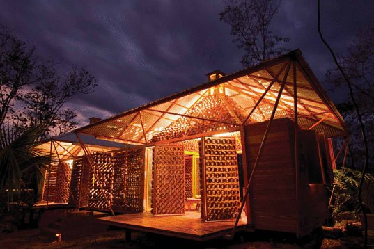 Bamboo House [architectural digest]