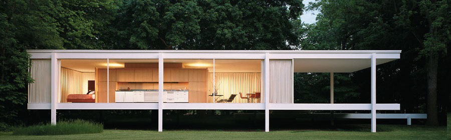 Farnsworth House [architectural digest]