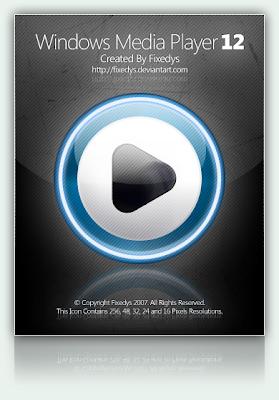 Windows Media Player 12 Windows_Media_Player_12_0_Icon_by_Fixedys