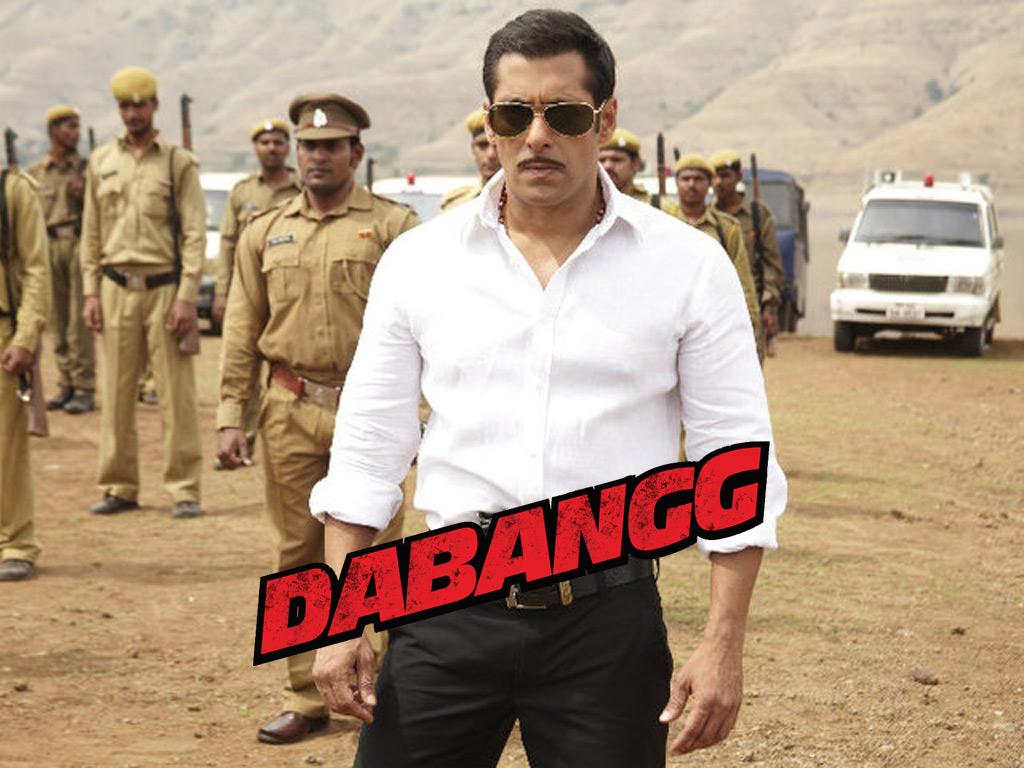 Download wallpapers free: Bollywood film Dabangg Wallpapers
