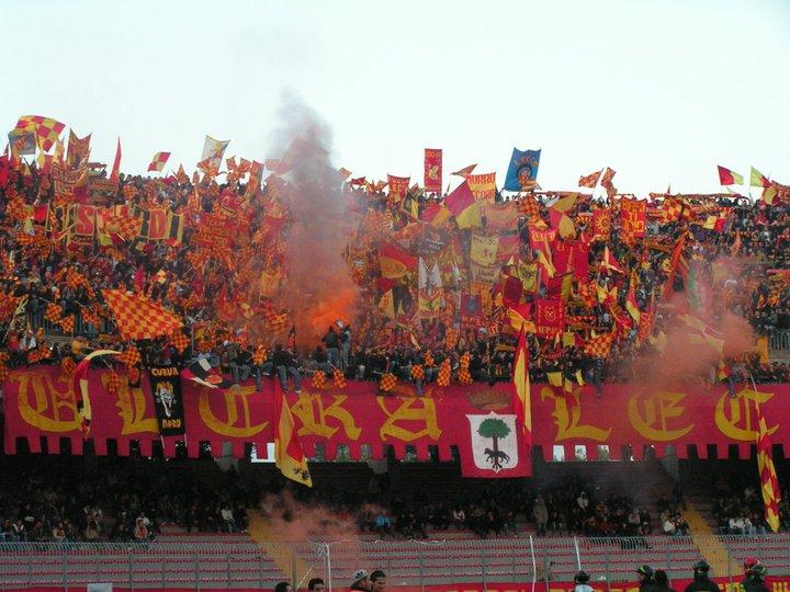 X Ultras: Ultra Lecce