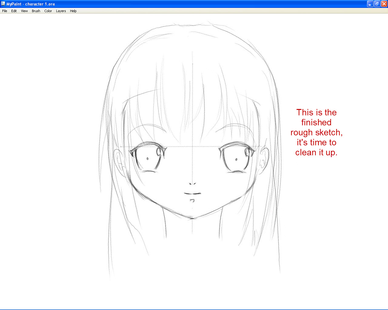 how to draw anime style eyes drawing and paint
