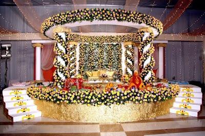 Bangladesh Design Wedding Stage