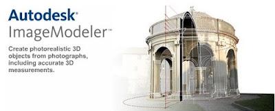 Autodesk ImageModeler 2009 build 19053