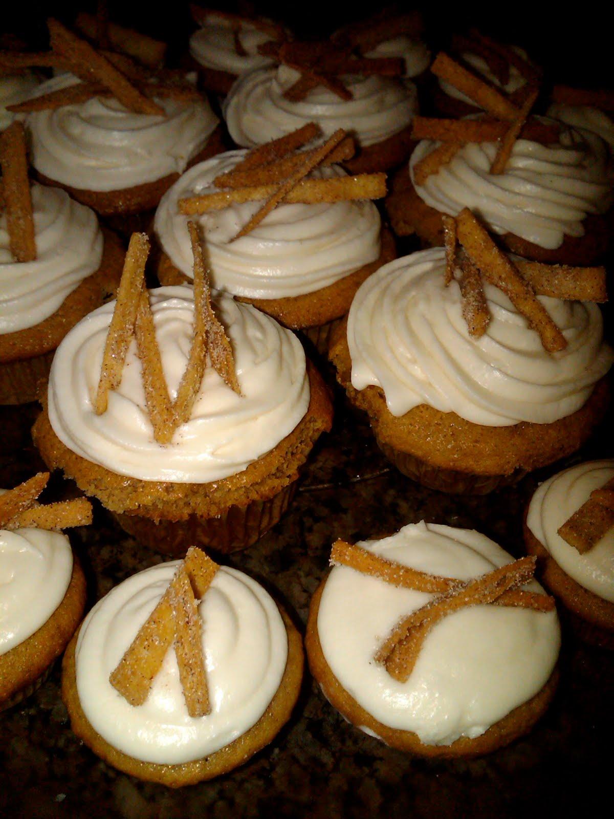 Bs Recipes Candy Corn M M Blondies: BS Recipes: Churro Cupcakes