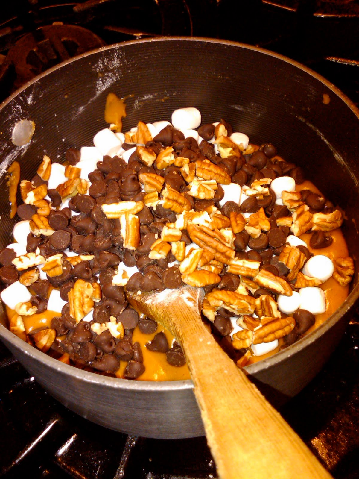 Bs Recipes Candy Corn M M Blondies: BS Recipes: Nordy Bars