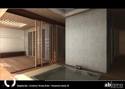 M g construcciones rehabilitaciones - Espacio zen ...