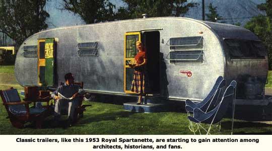 Vintage Trailer Resort >> Pinecrest Retreat: Vintage Spartanette
