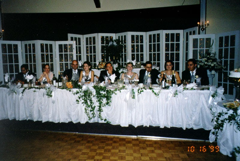 Sweetheart Table Vs Head Table For Wedding Reception: A Party To Perfection: Head Table Vs. Sweetheart Table