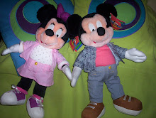 Minnie Ale y Mickey Coki &#9829