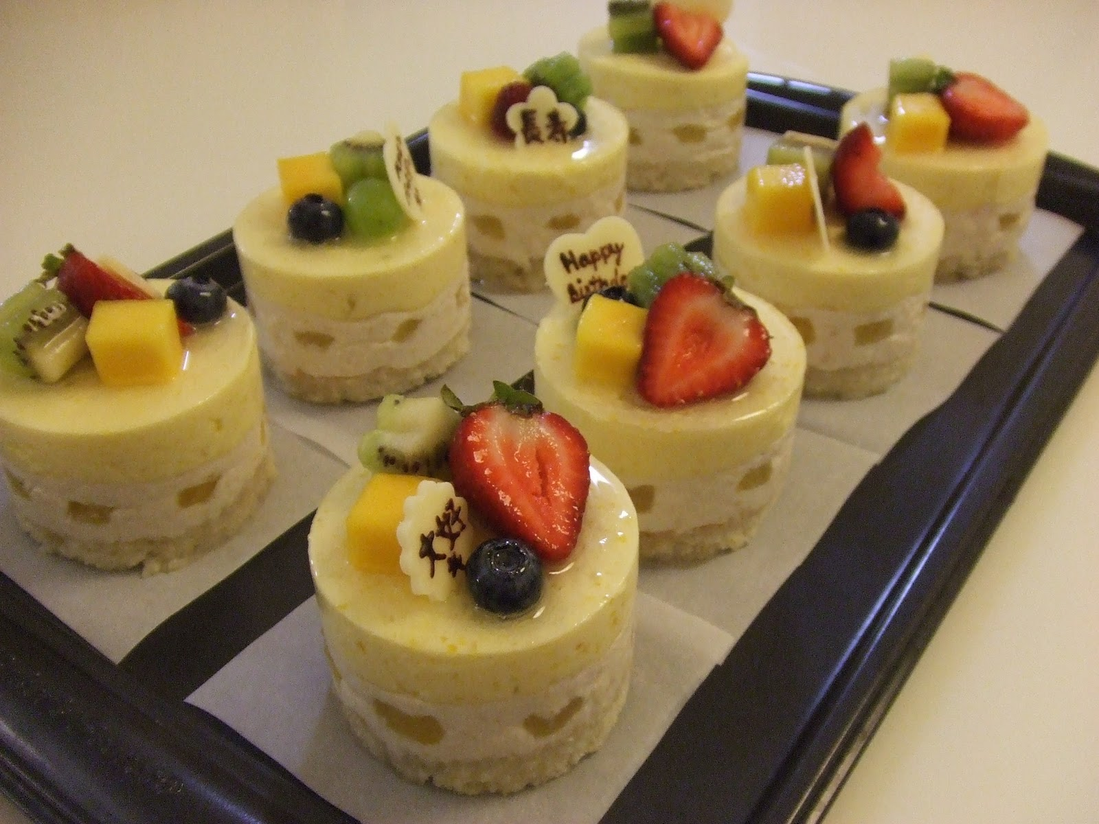 Japanese Mango Cake Recipe: The Amai Life: Mango: Part Four