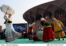 Street Theater in Tehran