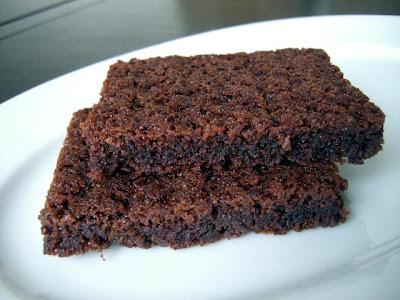 recettes  Gâteau au chocolat prêt en 5 minutes
