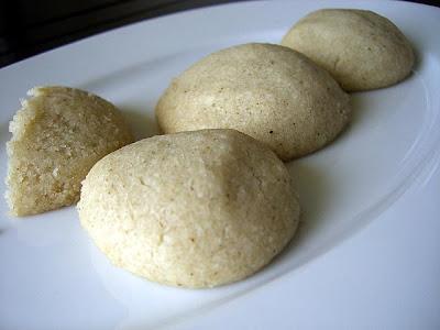 Gateau farine et sucre