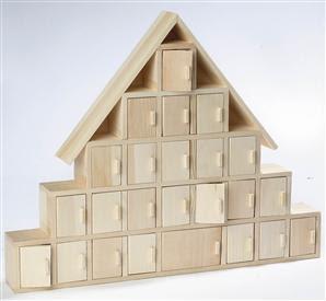 sucrissime calendriers de l 39 avent perp tuels garnir soi m me. Black Bedroom Furniture Sets. Home Design Ideas