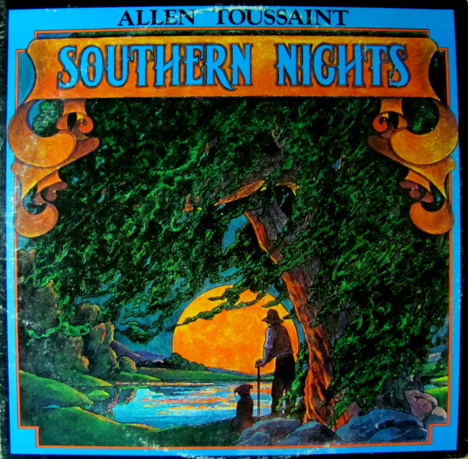 Home Of The Groove Allen Toussiant Defining Success In