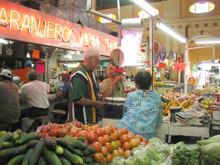 Central Market in Hermosillo
