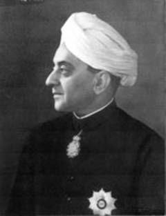 VISHNU's bLoG: Sir C.P. Ramaswami Iyer