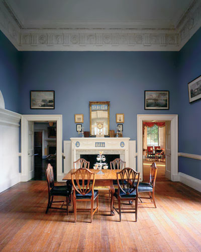 {Before & After: Traditional Meets Modern}
