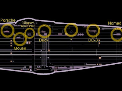 Pieces of Things: Enterprise-D Schematic Easter Eggs on
