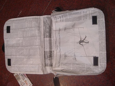 Creative and Cool Ways to Reuse Old Newspapers (30) 25