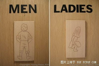 Interesting Toilet Sign From Around The World (27) 21