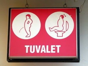 Interesting Toilet Sign From Around The World (27) 8