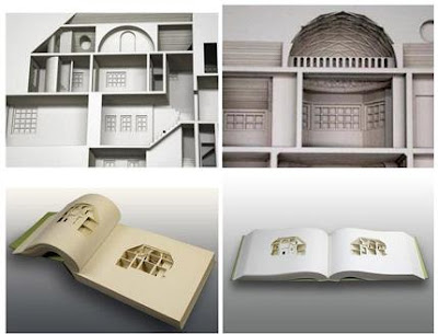 Cool and Creative Ways To Reuse Books (50) 35