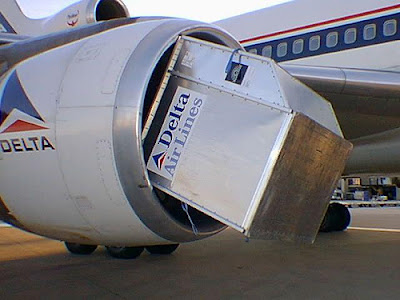 this looks like delta airline's aircraft