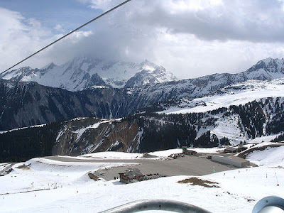 Courchevel Airport - Steepest runway (9) 3