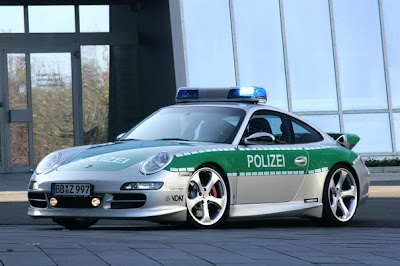 Germany: Porsche 911 Carrera.