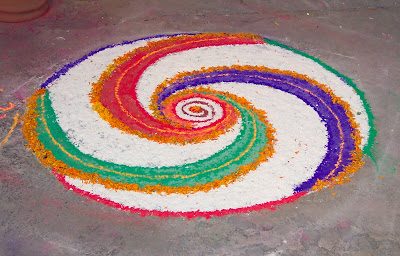 Colors Of India - Rangoli (23) 12