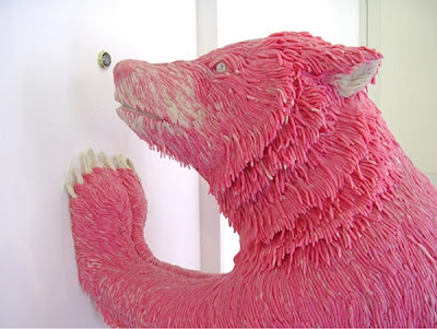 Bubblegum Sculptures  (6) 2