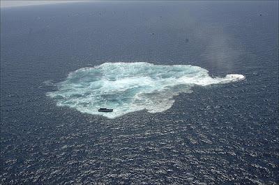 Oriskany becoming a artificial reef (9) 2
