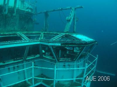 Oriskany becoming a artificial reef (9) 11