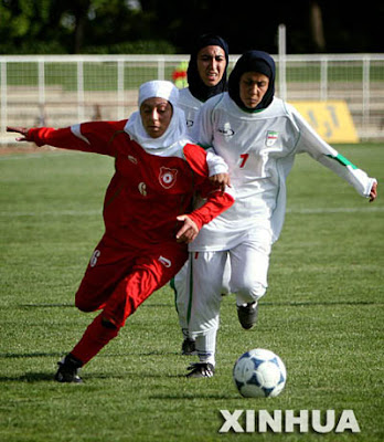 Iran women's national football team (6) 1