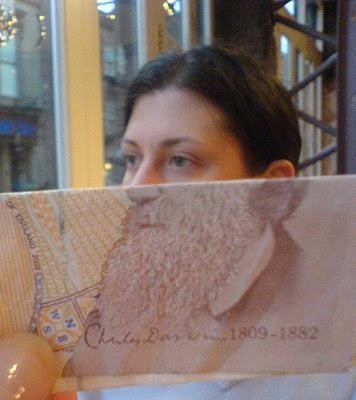 Illusion created using banknotes (11) 5