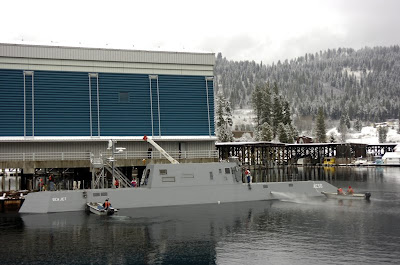 Sea Jet Stealth ship (4) 4