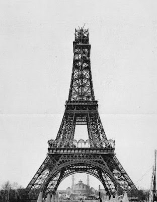 Eiffel Tower under construction (9) 9