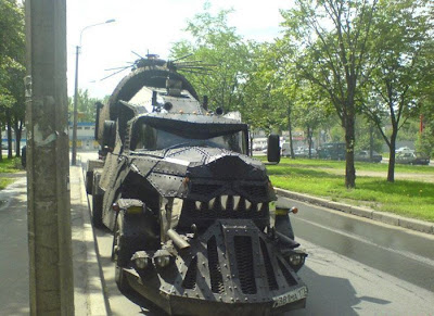 Interesting Vehicles From Russia (15) 13