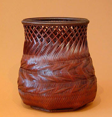 Japanese Bamboo Art (14) 4
