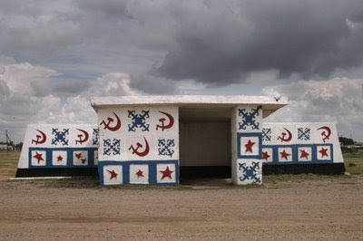 Creative and Cool Soviet Bus Stops (18) 10