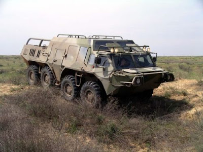 Interesting Vehicles From Russia (15) 1