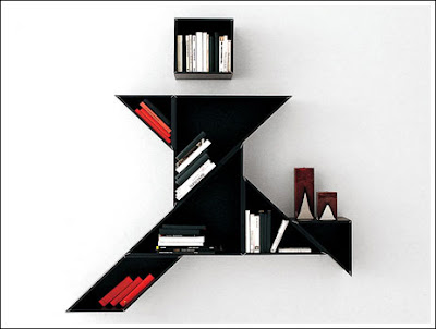 Creative and Stylish Bookshelf Designs (21) 15