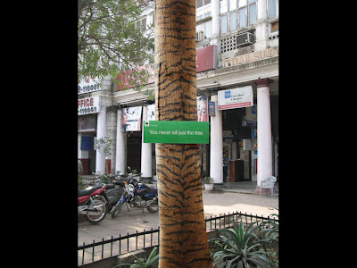 Creative and Clever Tree Advertisements (5) 2