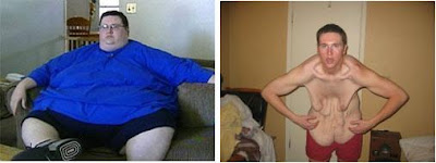 David Smith weight loss