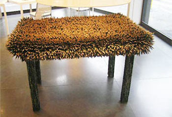 Cool and Creative Pencil Furniture (9) 7