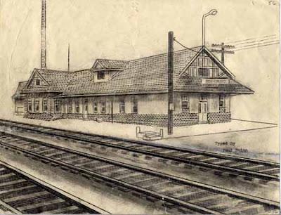Roseburg+Train