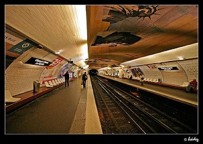 metro stations. Black Bedroom Furniture Sets. Home Design Ideas