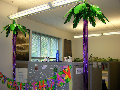 Cubicle Decorations 2